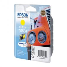 Картридж Epson T0634 жёлт (Epson с67/87) (o)