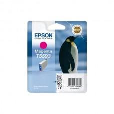 Картридж Epson T559340 пурпурный (o)