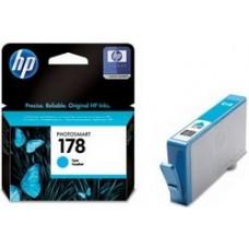 Картридж HP 178 CB318HE cyan для C5383/C6383/B8553/D5463 (300 стр)