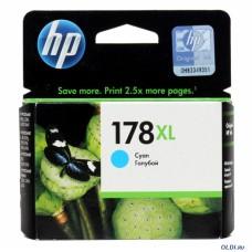 Картридж HP 178 XL CB323 cyan для D5463 (o)