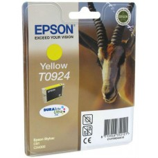 Картридж Epson T09244A10 yellow for C91/CX4300 (o)