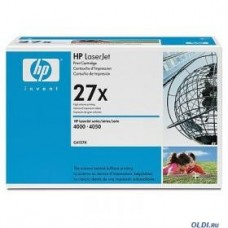 Картридж HP LJ c4127Х вскрытый