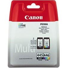 Картридж Canon PG-445 + CL-446 Набор картриджей  Canon Pixma MG2440/2540 Multi Pack (O)