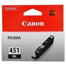 Картридж Canon CLI-451Bk black PIXMA iP7240/MG6340/MG5440 (O)