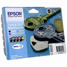 Картридж Epson T04614ABA MultiPack (C, M, Y, Bl)