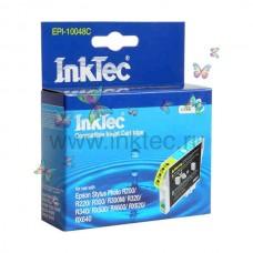 Картридж Epson T0482 cyan (Epson R300/RX500) InkTec