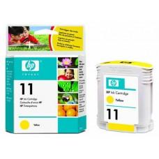Картридж HP 11 yellow  c4838a