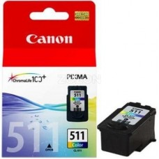 Картридж Canon CL-511 color PIXMA MP240/MP260/MP480 (9мл)