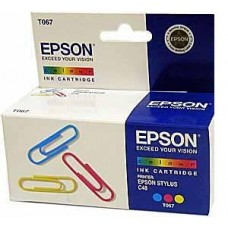Картридж Epson T067 (о) без упаковки