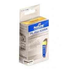 Картридж Canon PGI-520BK (с чипом) для Canon Pixma Ip3600/IP4600/MP540/MP620/MP630/MP980 ProfiLine