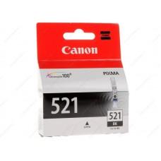 Картридж Canon CLI-521BK для Canon Pixma Ip3600/IP4600/MP540/MP620/MP630/MP980 (o)