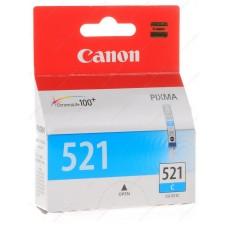 Картридж Canon CLI-521C cyan PIXMA iP3600/4600/MP540/620/630/980 (9мл) (о)