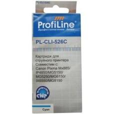 Картридж Canon CLI-526 cyan (Canon Pixma IP4850/MG5150/MG5250/MG6150/MG8150 black) ProfiLine