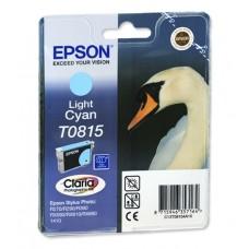 Картридж Epson T08154A light cyan R270/290/ (o)