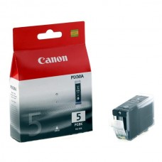 Картридж Canon PG-5BK black (o) iP3300/4200/4300/4500/5200/MP500/510/520/530/600