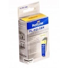 Картридж Canon PG-5BK black ProfiLine