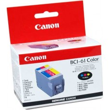 Картридж Canon BCI-61 color (о)