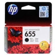 Картридж HP 655 DJ IA 3525/5525/4515/4525 (O) CZ109AE, BLACK, 550стр