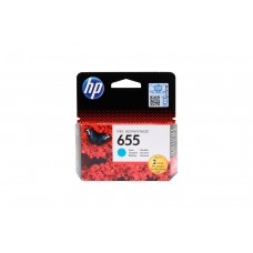 Картридж HP 655 DJ IA 3525/5525/4515/4525 (O) CZ110AE, CYAN 600стр