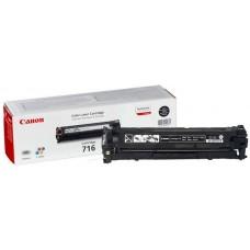 Картридж Canon 716Bk (LBP-5050/MF8030/MF8050) 1980B002 (o)