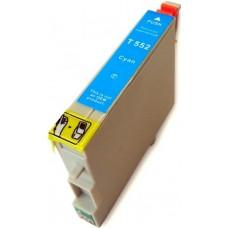Картридж Epson T0552 cyan (Epson RX520/R240) InkTec