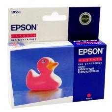 Картридж Epson T0553 magenta (Epson RX520/R240) (o) просроченный