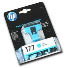 Картридж HP 177 C8771HE (HP Photosmart 8253) cyan 4ml (o)