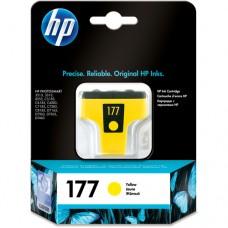 Картридж HP 177 C8773HE (HP Photosmart 8253) yellow 6ml (o)
