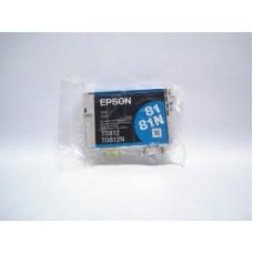 Картридж Epson T08124 (Epson R270/R290/RX 590) cyan (o) без упаковки