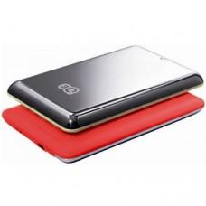 HDD External 2,5 500GB 3Q Portable, red, USB 2.0, RTL.3QHDD-U245-HR500