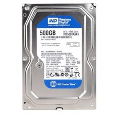 HDD 500Gb Western Digital <WD5000AAKX> 500Gb, SATA3, 7200rpm, 16Mb (Caviar Blue)