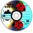 DVD+R OXION Жучки 4,7Gb 16x