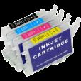 Картридж для CНПЧ Epson R800/810 (T054040/T054140/.../T054940) с чипами