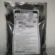 Девелопер Toshiba E-Studio 163/166/181/207/212/232/237/242/280 (O) D-2320, 500 г, пакет