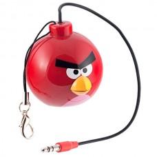 "PERFEO PF-MB02RB MUSIC BOMB ""краcный птиц"" портативная колонка Выходная мощность (RMS) : 2 Вт, 3.5"