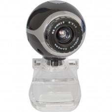 Вeб-Камера Defender С-090 300К,USB,крепление на монитор, черный